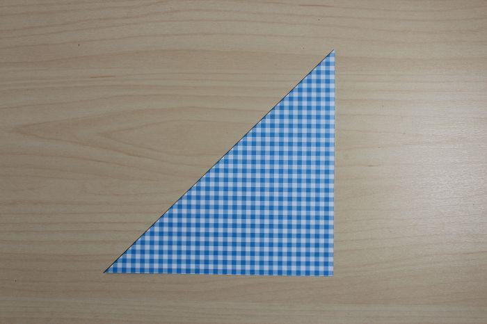 Origami Rocket Instructions