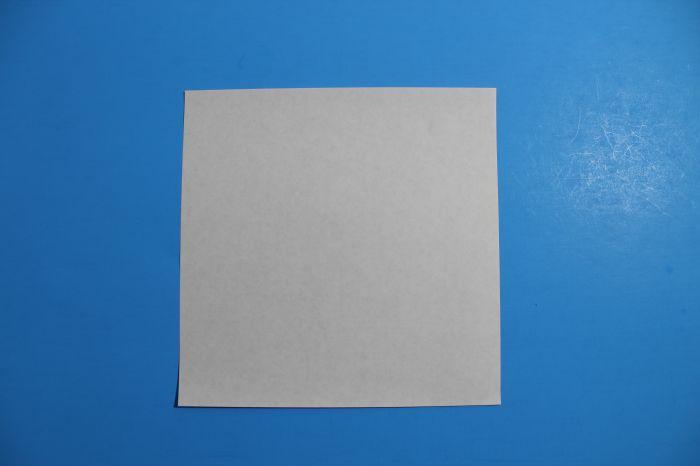 White Origami Paper | 466x700