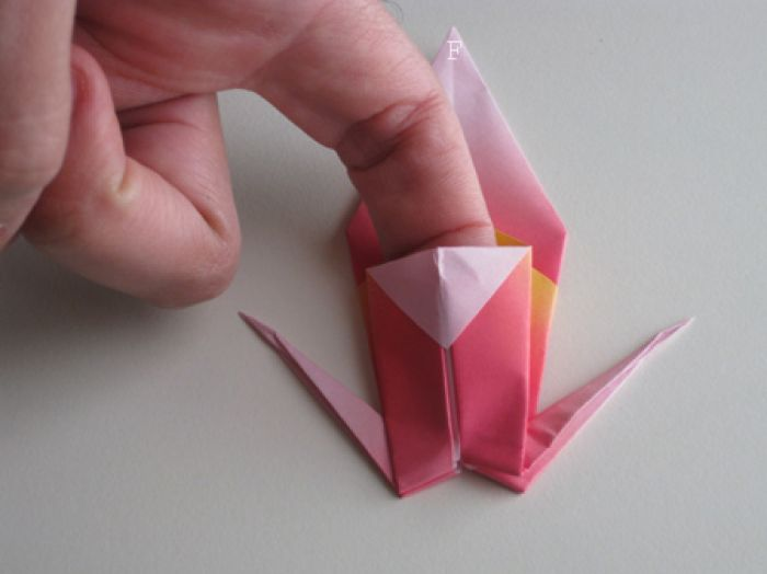 You Should Definitely Give a Carp about these Beautiful Origami Koi | 524x700